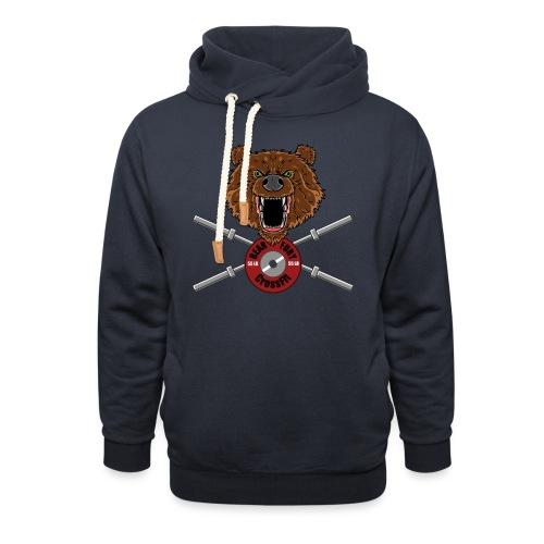 Bear Fury Crossfit - Sweat à capuche cache-cou