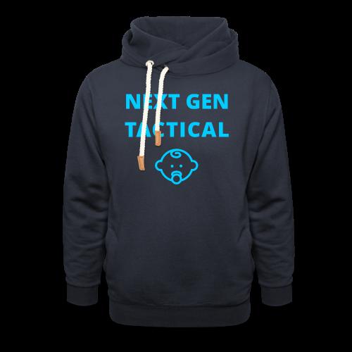 Tactical Baby Boy - Sjaalkraag hoodie