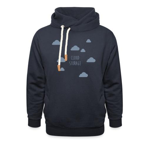 Cloud Storage - Schalkragen Hoodie