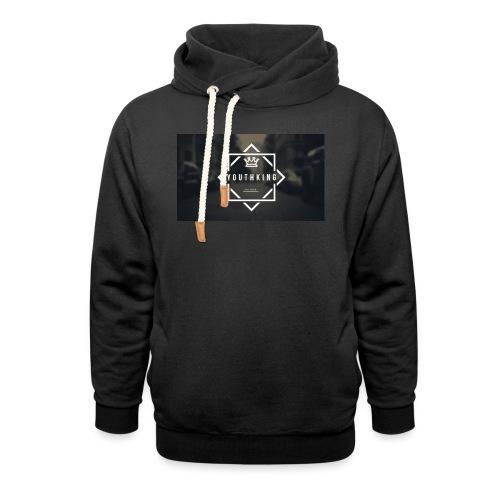 Youth King logo - Shawl Collar Hoodie