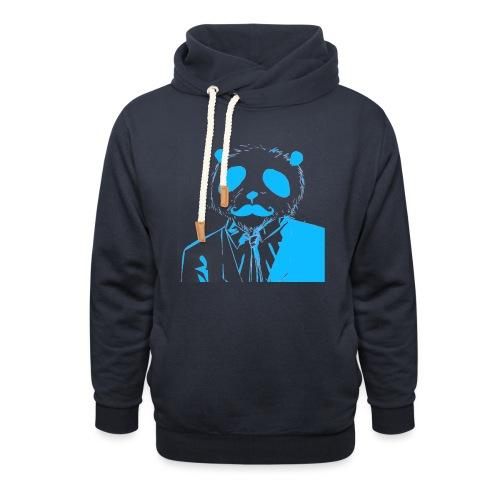 BluePanda Logo - Shawl Collar Hoodie