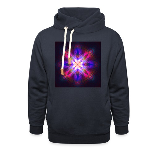 Ornament of Light - Schalkragen Hoodie