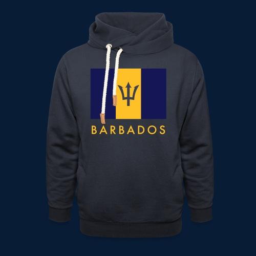 Barbados - Unisex Schalkragen Hoodie