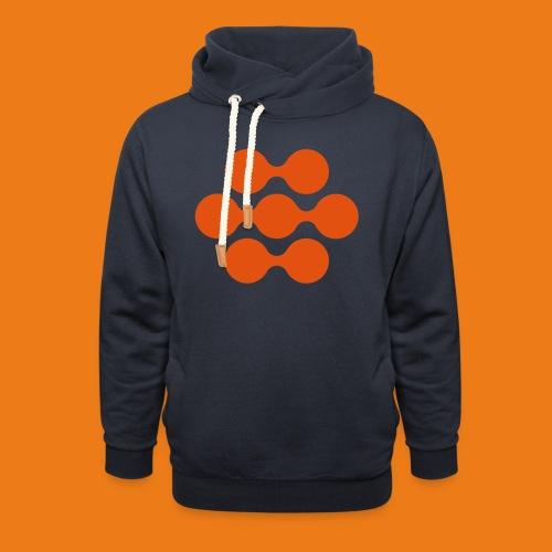 seed madagascar logo squa - Unisex Shawl Collar Hoodie