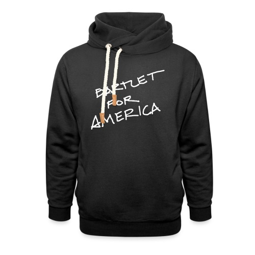 Bartlet For America - Shawl Collar Hoodie