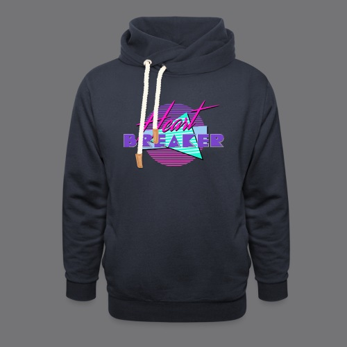 HEART BREAKER t-shirts - Shawl Collar Hoodie