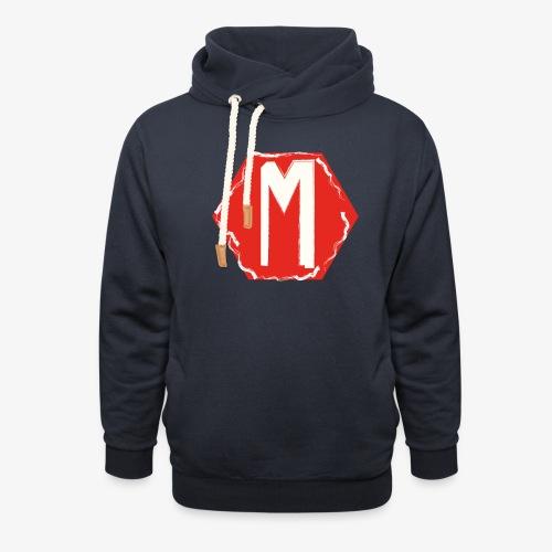 MNNG V1 - Unisex sjaalkraag hoodie