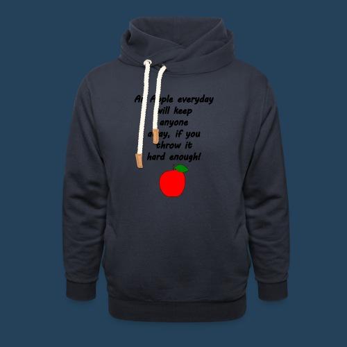 Apple Doctor - Schalkragen Hoodie