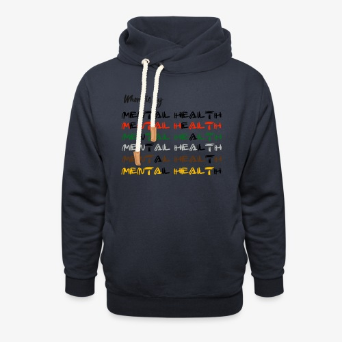 Where is my...? - Unisex Shawl Collar Hoodie