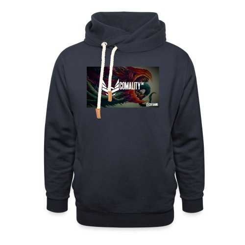 WRONG   Out off stock - Sjaalkraag hoodie