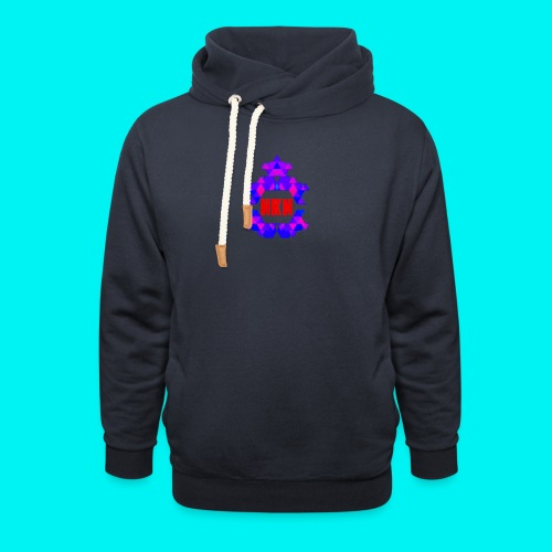 Nebuchadnezzar the ping - Shawl Collar Hoodie