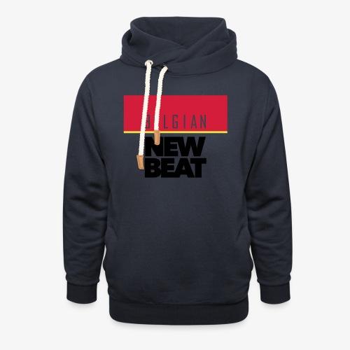 BNB SQ - Unisex sjaalkraag hoodie