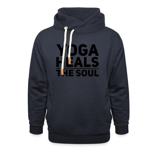 yoga - Sjaalkraag hoodie
