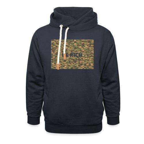 ARMY TINT - Sjaalkraag hoodie