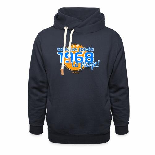 1968 - Sjaalkraag hoodie