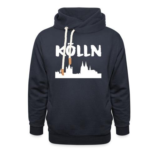 Kölln - Unisex Schalkragen Hoodie