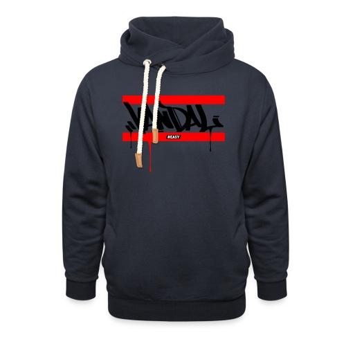 #EASY Graffiti Vandal T-Shirt - Felpa con colletto alto