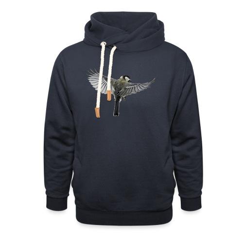 Vogel - Schalkragen Hoodie