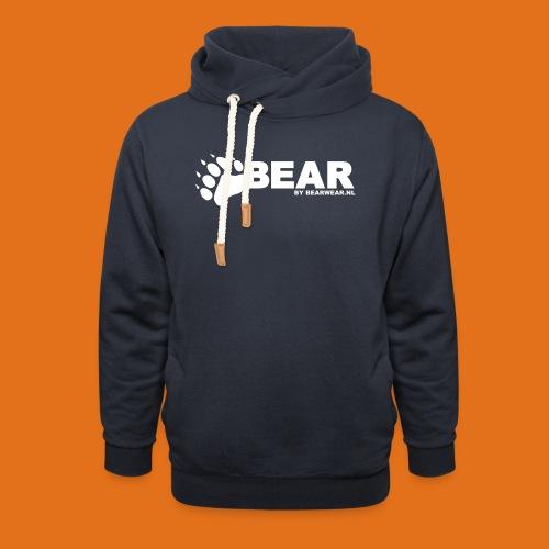 bear by bearwear sml - Unisex Shawl Collar Hoodie