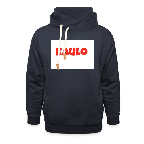 kaulo - Unisex sjaalkraag hoodie