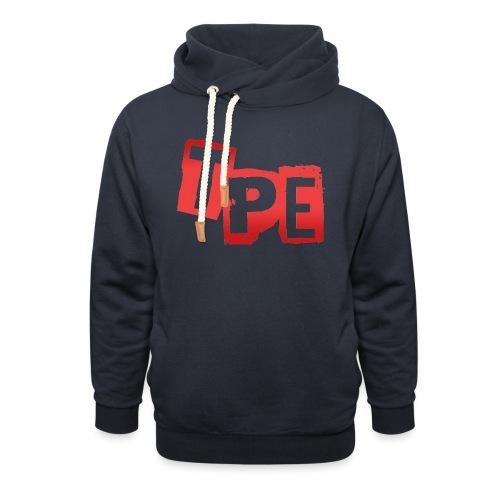TPE T-shirt - Luvtröja med sjalkrage