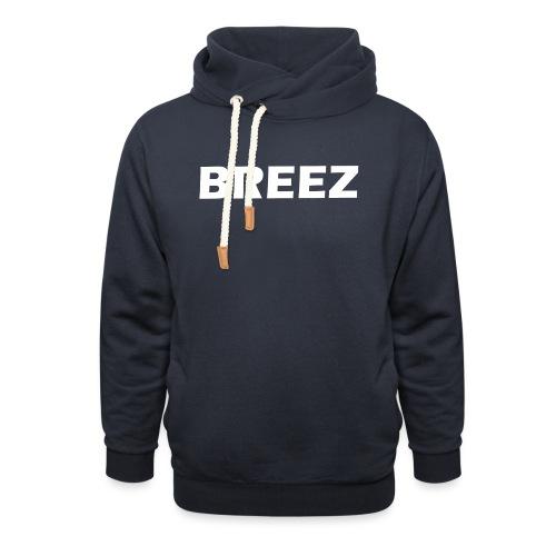 Breez Identity I - Hoodie med sjalskrave