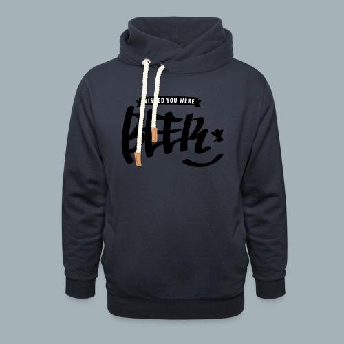 Beer Premium T-shirt - Sjaalkraag hoodie