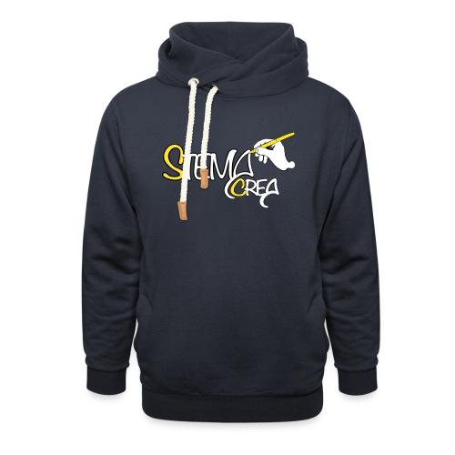 Stema CREA Logo - Sweat à capuche cache-cou unisexe