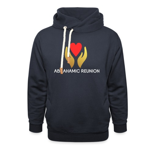 Abrahamic Reunion - Unisex Shawl Collar Hoodie
