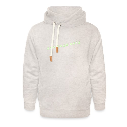 only_sad - Unisex Shawl Collar Hoodie