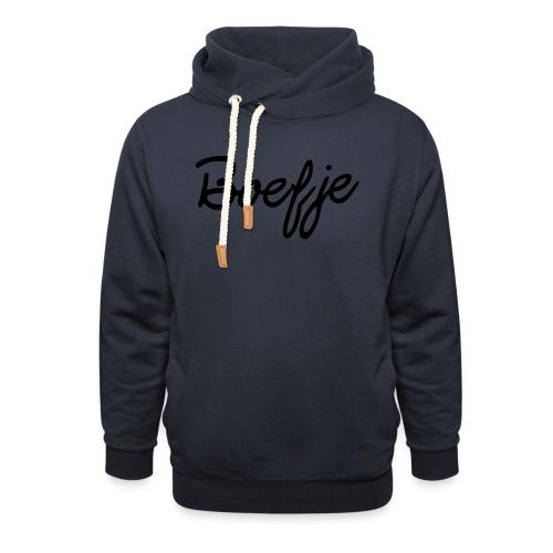 boefje - Unisex sjaalkraag hoodie