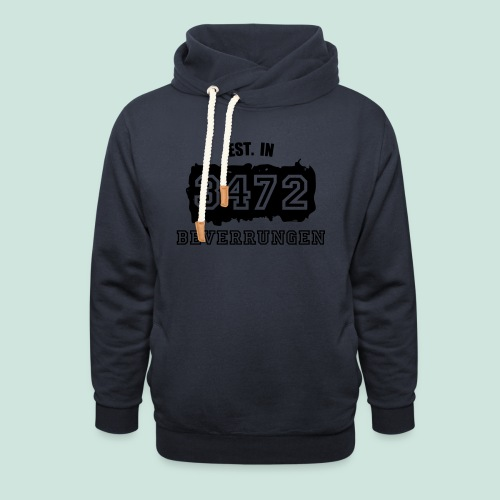 Established 3472 Beverungen - Schalkragen Hoodie