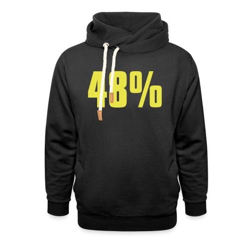 48% - Shawl Collar Hoodie