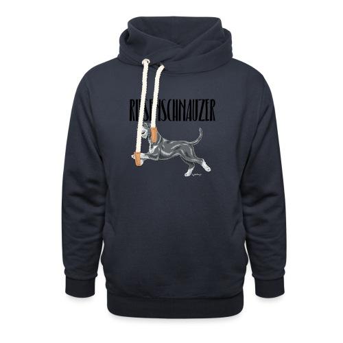 Riesenschnauzer 01 - Shawl Collar Hoodie