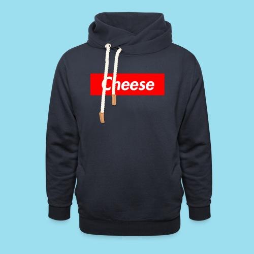 CHEESE Supmeme - Unisex Schalkragen Hoodie