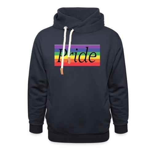 Pride | Regenbogen | LGBT - Schalkragen Hoodie