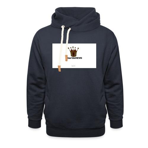 FloppyGang - Sjaalkraag hoodie