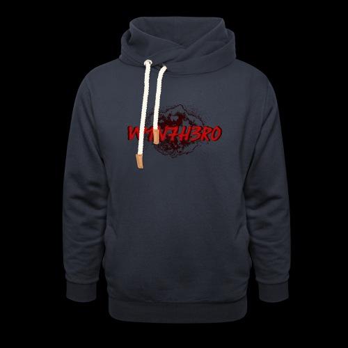 Winthero - Hoodie med sjalskrave