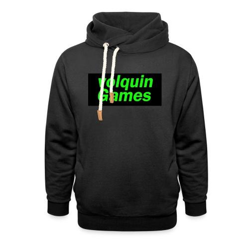 volquin - Sjaalkraag hoodie