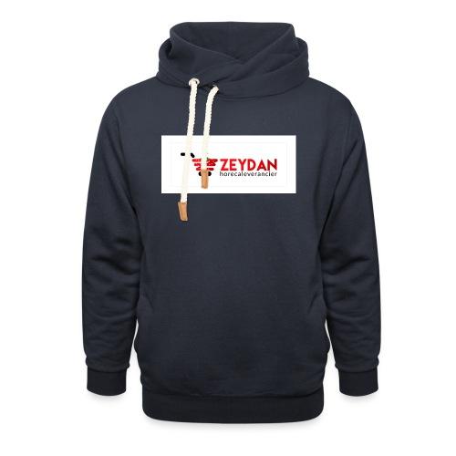 Zeydan - Unisex sjaalkraag hoodie