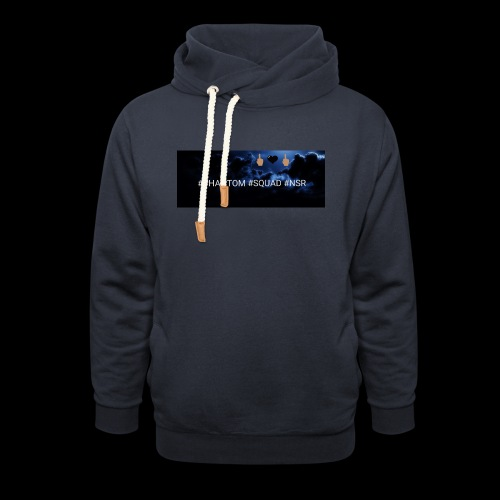 #PHANTOM #SQUAD #NSR Shirt - Schalkragen Hoodie