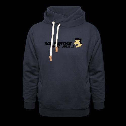 nifokkemeemijedit - Unisex sjaalkraag hoodie