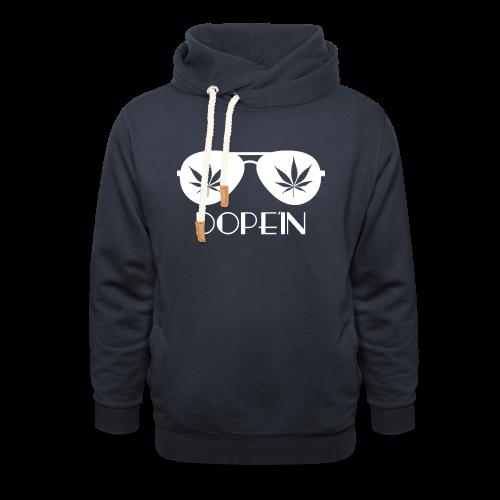 DOPEIN - Weed Sunglasses - Schalkragen Hoodie