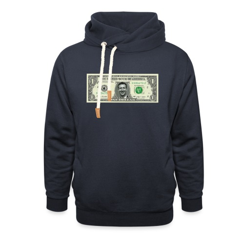 United Scum of America - Unisex Shawl Collar Hoodie