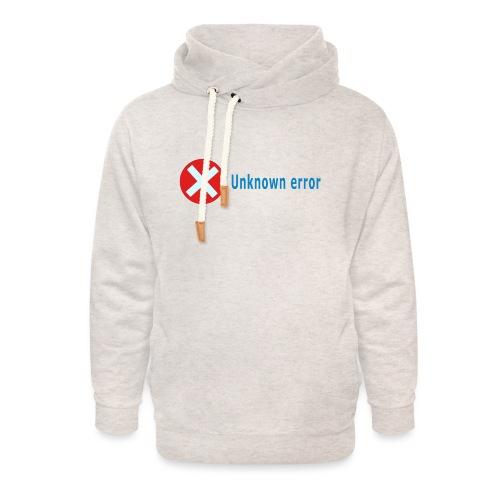 Unkown Error - Unisex huivikaulus huppari
