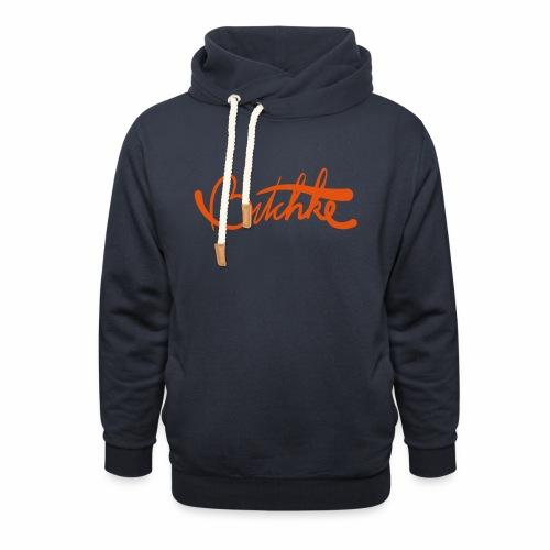 Bitchke - Unisex sjaalkraag hoodie