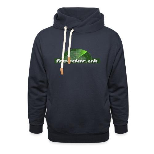 Freedar - Unisex Shawl Collar Hoodie
