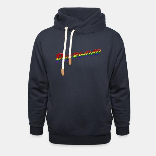Diversidad Gay - Sudadera con capucha y cuello alto