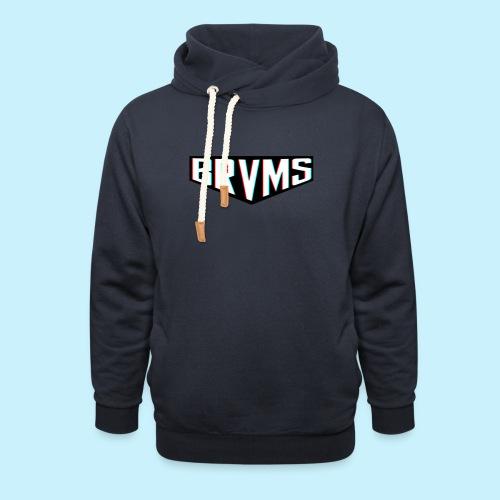 BRVMS Logo Design - Sweat à capuche cache-cou unisexe