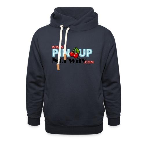 www.pinupnorway.com - Hettegenser med sjalkrage